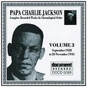 Papa Charlie Jackson Vol. 3 (1928 - 1934) de Various Artists