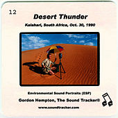 Desert Thunder by Gordon Hempton