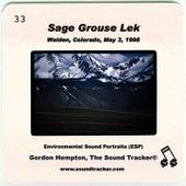 Sage Grouse Lek by Gordon Hempton