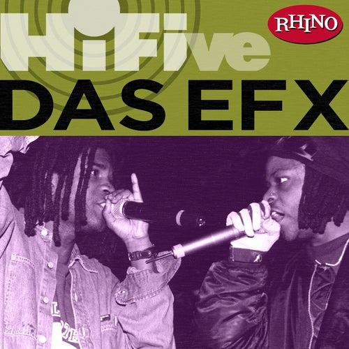 Rhino-hi-five: Das Efx de Das EFX
