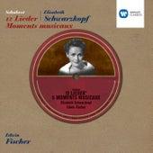 12 Lieder/6 Moments Musicaux D780 by Franz Schubert