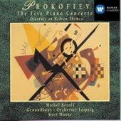 The Five Piano Concertos by Sergey Prokofiev