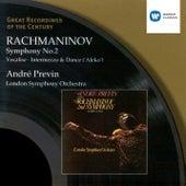 Symphony No. 2, Etc. de Sergei Rachmaninov