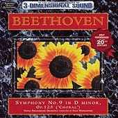 Beethoven Symphony No. 9 In D Minor, Op. 125 (Choral) by Vienna Philharmonic Orchestra Conducted By Felix Weingartner