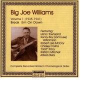 Big Joe Williams Vol. 1 1935 - 1941 de Big Joe Williams