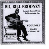 Big Bill Broonzy Vol. 5 1935 - 1936 by Big Bill Broonzy