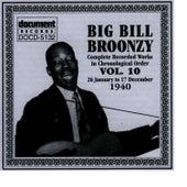 Big Bill Broonzy Vol. 10 1940 by Big Bill Broonzy