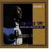 Skip James Live 1964 & 1966 by Skip James