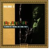 Skip James Live Vol. 2  Bloomington 1968 Part 1 by Skip James