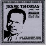 Jesse Thomas 1948 - 1958 by Jesse Thomas