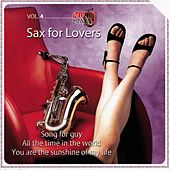 SAX FOR LOVERS Vol. 4 by Pepito Ros e A.M.P.