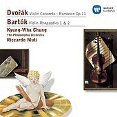 Dvorak and Bartok: Violin Concerto, Etc. by Kyung Wha Chung