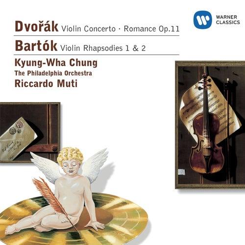 Dvorak and Bartok: Violin Concerto, Etc. by Various Artists