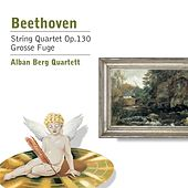 String Quartet Op. 130/Grosse Fuge by Ludwig van Beethoven