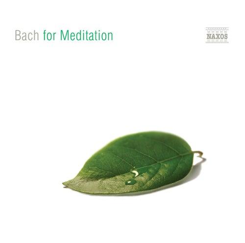 Bach for Meditation by Johann Sebastian Bach