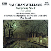 Symphony No. 4 by Ralph Vaughan Williams