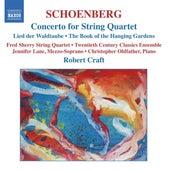 Concerto for String Quartet by Arnold Schoenberg