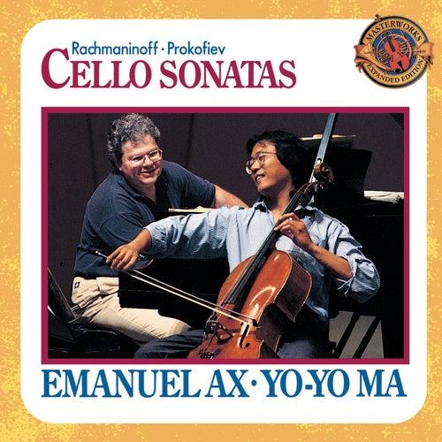 Rachmaninoff And Prokofiev: Cello Sonatas  - Expanded Edition by Yo-Yo Ma