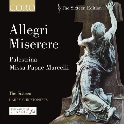 Allegri - Miserere/palestrina - Missa Papae Marcelli by The Sixteen