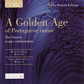 A Golden Age Of Portuguese Music by The Sixteen