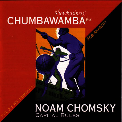 For a Free Humanity: For Anarchy by Noam Chomsky
