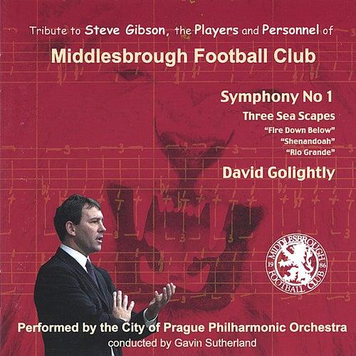 David. F. Golightly Symphony no 1 by City of Prague Philharmonic