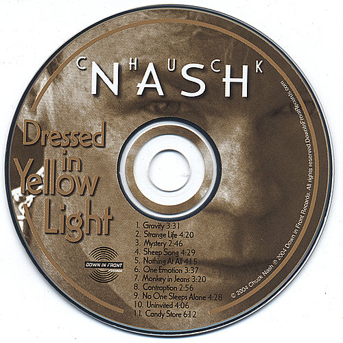 Dressed In Yellow Light by Chuck Nash