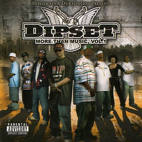 More Than Music, Vol. 1 by The Diplomats