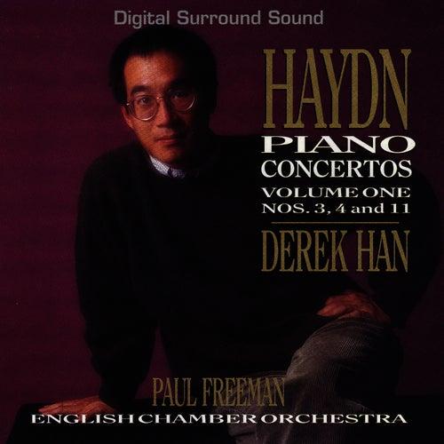 Haydn Piano Concertos: Vol. 1 by Derek Han