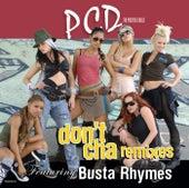 Don't Cha (remixes) by Pussycat Dolls