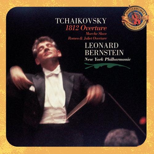 Tchaikovsky: 1812 Overture; Marche Slave; Romeo And Juliet; Capriccio Italien; Hamlet [expanded Edition] by Leonard Bernstein