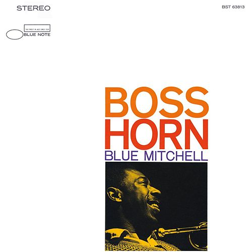 Rvg/boss Horn by Richard 'Blue' Mitchell