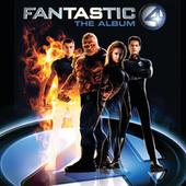 Fantastic Four: The Album de Various Artists