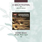A Bach Festival for Bass and Organ de Johann Sebastian Bach