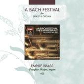 A Bach Festival for Bass and Organ von Johann Sebastian Bach
