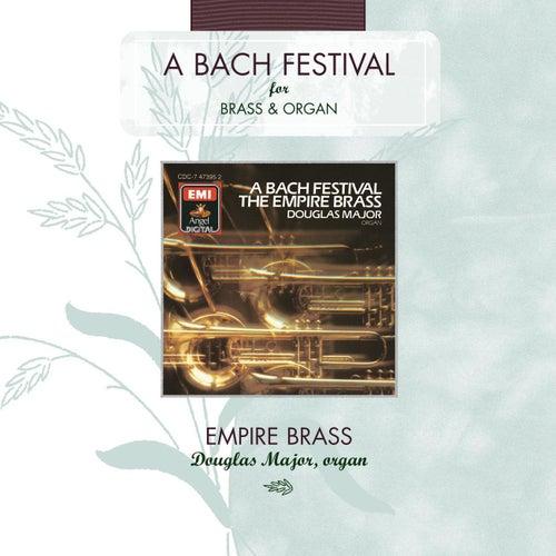A Bach Festival for Bass and Organ by Johann Sebastian Bach