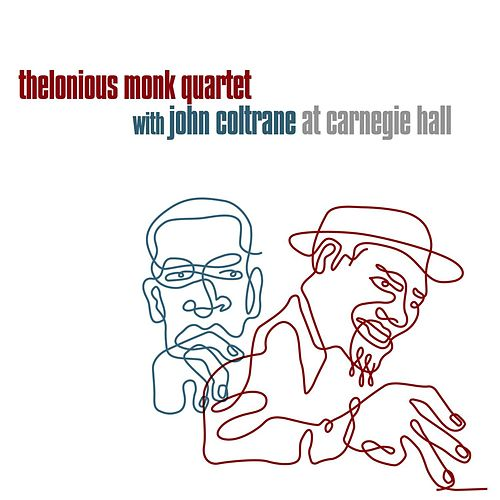 At Carnegie Hall by Thelonious Monk
