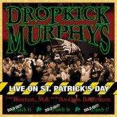 Live On St. Patrick's Day de Dropkick Murphys