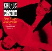Piazzolla / Five Tango Sensations von Kronos Quartet