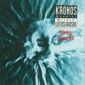 Lutoslawski String Quartet de Kronos Quartet