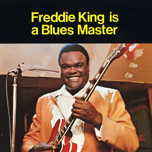 Is A Blues Master by Freddie King