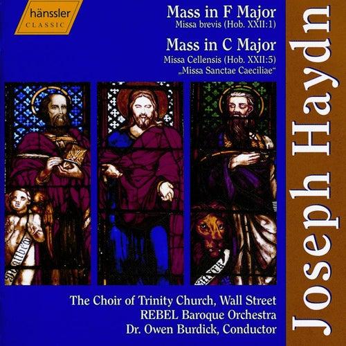 Mass In F Major / Mass In C Minor by Franz Joseph Haydn