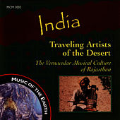 India: Traveling Artists Of The Desert by Music Of The Earth