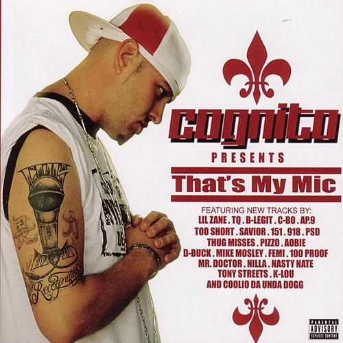 Cognito Presents That's My Mic by Various Artists