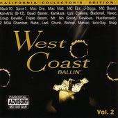 West Coast Ballin' Vol. 2 by Various Artists