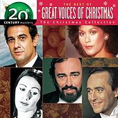 Great Voices Of Christmas Best Of/20th Century by Various Artists