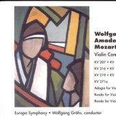 Mozart: Violin Concertos (3-CD-Box) de Christiane Edinger