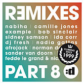 Disco:Wax Presents: Remixes Part 8 by Various Artists