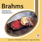 Brahms: Violinkonzert/Doppelkonzert by Eugene Ormandy