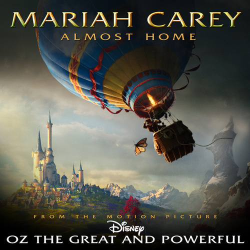 Almost Home by Mariah Carey